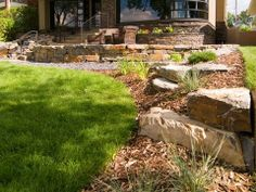A beautiful garden created by Salisbury Landscaping Salisbury, Beautiful Gardens, Firewood, Golf Courses, Landscaping, Woodburning, Yard Landscaping, Landscape Architecture, Garden Design