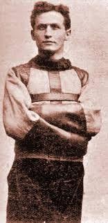 Harry Houdini Straight Jacket