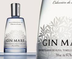 Gin Mare - en middelhavsgin efter alle kunstens regler. Den er hård at drikke ren, men interessant at mixe med.