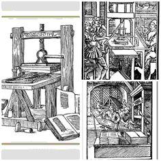 Gutenberg inventó la imprenta en 1440 y con ella la libertad de expresión. Pero esta libertad de expresión no estaban al alcance de todo el mundo.