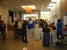 College Town Lego® Event