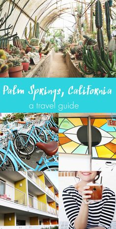 Hi, friends! It's no secret that I am completely obsessed with Palm Springs. In fact, since my first visit about two years ago, I've been back four times! I can't stay away. My friends often ask me wh