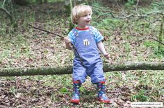 What H-Bear Wore // Frugi Bucket and Spade List