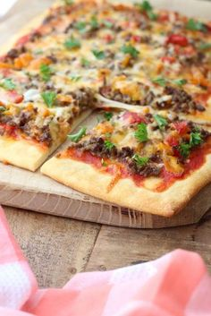 Lunch Restaurants, Restaurant Recipes, Tex Mex, Mexican Food Recipes, Dinner Recipes, Pizza Wraps, Oven Dishes, Snacks Für Party, Football Food