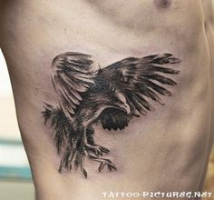 watercolor raven tattoo - Google Search