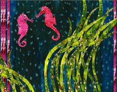 Sea horses by Sarah Millin