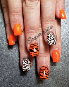 Gel Polish Designs, Nails, Stamping, Animal, Beauty, Finger Nails, Ongles, Stamps, Stamp Sets