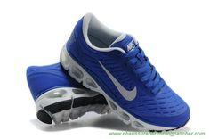 buy online b9964 3a85a meilleures chaussures de running Hommes Nike Air Max Tailwind 5 Sapphire  Blanc 9888-4