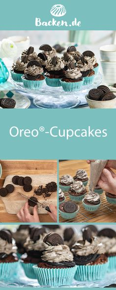 Muffins, Ober Und Unterhitze, Kakao, Creme, Mad, Cooking, Breakfast, Molten Chocolate, Treats