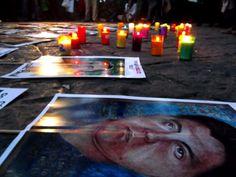 Oraciones por caso Ayotzinapa