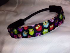 Non-slip headband for everyday and active wear on Etsy, $8.00