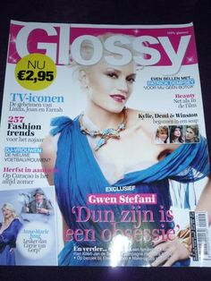 GWEN STEFANI on Dutch Glossy magazine (2011)