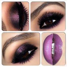 Bonjour les princesses,  Comment allez-vous vous maquiller à votre prochaine soirée ? Smokey, liner, noir ou couleur ? Bouche glossy ou rouge passion ? Vo