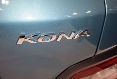 Anytime 2019 Motor Show Hyundai Kona Electric EV Athens Greece Athens Greece, Electric Cars, Neon Signs, Vehicles, Car, Vehicle, Tools