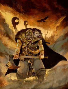 Warmaster Ancients by JonHodgson.deviantart.com on @deviantART