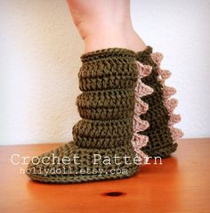 Crochet pattern- toddler cozies- cozy boots for boys and girls- toddler sizes 5-10
