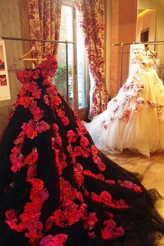 Dolce and Gabbana Alta Moda Couture SS14