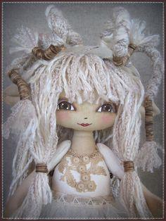 Gothic Dolls, Kokeshi Dolls, Doll Hair, Fairy Dolls, Soft Dolls, Cute Dolls, Amigurumi Doll, Crochet Dolls, Doll Patterns