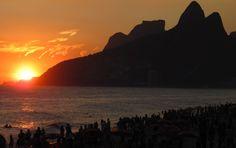 Pôr do Sol: confira os mais belos e incríveis do Brasil e do mundo!