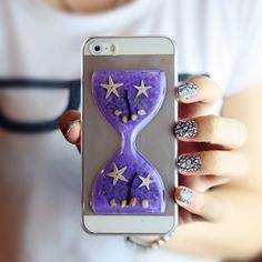 My Personal #Sea #Wave (Purple) - iPhone 5/5S Case