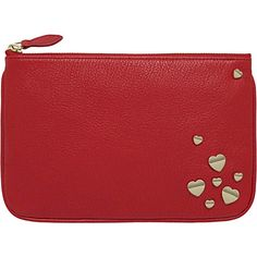 MULBERRY Valentines pouch