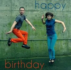 happy birthday. A cool image you can post on a friend's timeline on facebook to say: happy birthday!