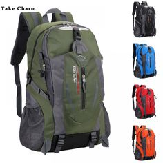 New Men Nylon Travel Backpack Large Capacity Camping Casual Backpack 15-inch Laptop Backpack Women Outdoor Hiking Bag Price: 34.00 & FREE Shipping #online #shopping #market #electronics4 #pets #fitness #home #personal #beauty #bags #mobile #camera #jewellery #car #books #toys #kids #fashion Laptop Pouch, Laptop Backpack, Travel Backpack, Backpack Bags, Casual Bags, Men Casual, Cheap Backpacks, Hiking Bag, Outdoor Woman