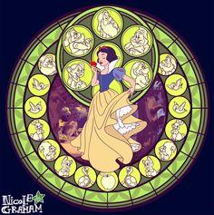 Snow White by jostnic