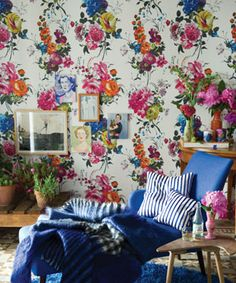 Wallpaper - Designers Guild