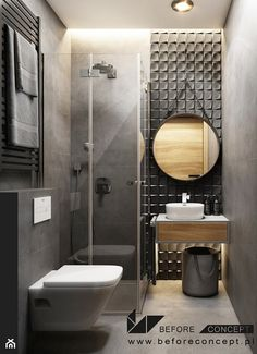 Bathroom decor for your master bathroom remodel. Learn master bathroom organization, bathroom decor a few ideas, master bathroom tile a few ideas, master bathroom paint colors, and much more. Bathroom Niche, Bathroom Layout, Bathroom Colors, Small Bathroom, Bathroom Ideas, Master Bathrooms, Tile Layout, Bathroom Cabinets, White Bathroom