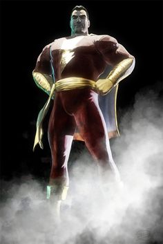 This is a thread to talk about the awesomeness of the Shazam/Marvel family; a place to talk about his comics and to post some art (professional or fan. Comic Book Heroes, Marvel Heroes, Marvel Dc, Marvel Comics, Comic Books, Comic Art, Shazam Comic, Shazam Dc Comics, Dc Comics Art