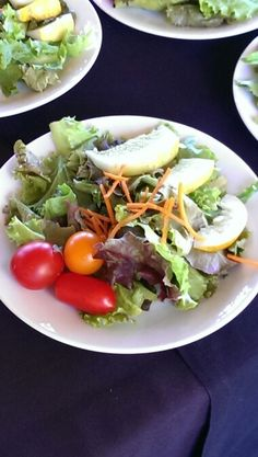 Feild greens salad