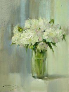 Denis Oktyabr 1977 ~ pintor impresionista