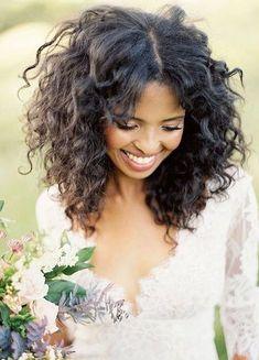 Peinados de boda para mujeres negras en 2018