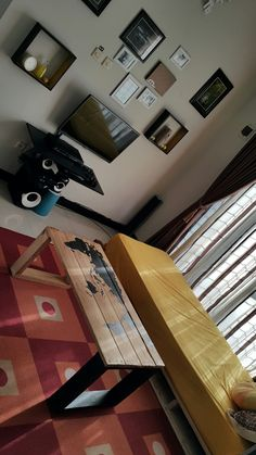 Tongok home made diy design wood