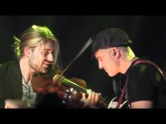 David Garrett, SUMMER unplugged, 23.05.11, Köln ♪ - Just simply amazing!