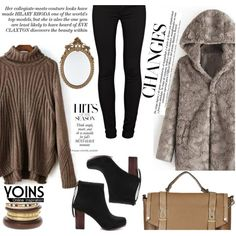 Yoins 11 by kenguri on Polyvore featuring moda, J Brand, Topshop and yoins