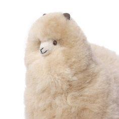 'Alpaca' - Zachte Knuffel - Handgemaakt - Allergie-vrij