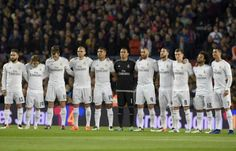 Real Madrid en el Camp Nou, abril 2, 2016