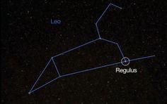 March Stargazing: 'Little King' Star Regulus Reigns in Space Lion's Heart