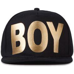 BOY Black Gold Boy London Snapback Boy London c5ad3b63a451