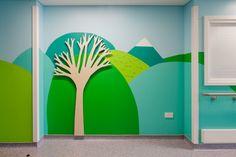 Szpital dziecięcy w Londynie Donna Wilson