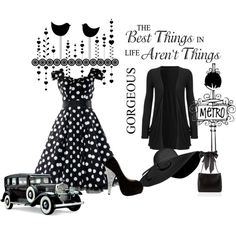 gorgeous dark, created by chimod on Polyvore