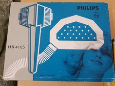 Philips HK4100 retro hiustenkuivaaja Retro, Vintage, Vintage Comics, Retro Illustration