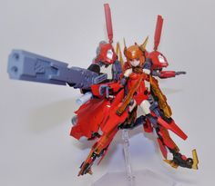 Frame Arms Girl, Robot Girl, Transformers Toys, Plastic Models, Gundam, Girls Suit, Have Fun, Weapons, Doll
