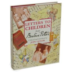 Letters Beatrix wrote to children a darling book to have.
