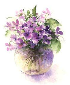 Rose Eddington - Watercolour Artist | Gallery roseeddington.co.uk