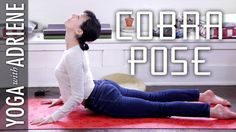 Cobra Pose - Yoga With Adriene
