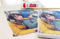 How to Photo Transfer #PhotoTransfer #CanvasTransfer