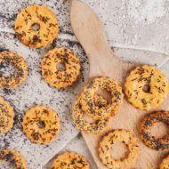 Fotografie receptu: Bezlepkové makové krekry Gluten Free Crackers, Gluten Free Flour, Thin Pancakes, 2 Eggs, Celiac, Baking Sheet, Rolls, Lunch, Breakfast